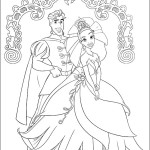 Mythical love fantasy The Princess and the Frog 20 The Princess and the Frog coloring pages