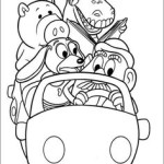 An exciting tale of living toys Toy Story 20 Toy Story coloring pages