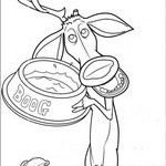 Wild journey of a domesticated bear Boog Open Season 20 Open Season coloring pages