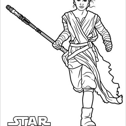prinable star wars coloring pages print and color star wars sheets - Coloring Page Star Wars