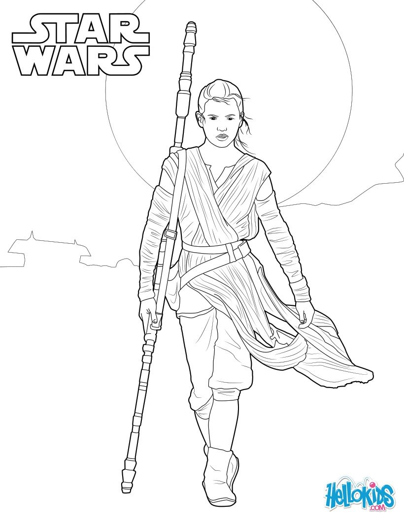 Padmi Amedala Star wars coloring sheets